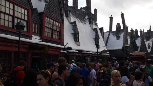 Anything to do with Harry Potter is the place to be.