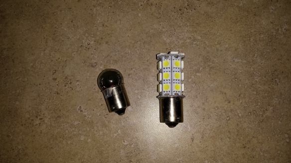 These are our outdoor lights, I am replacing all four.
