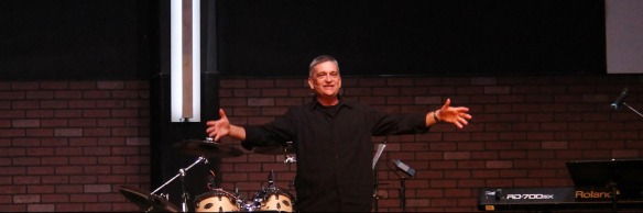 Pastor Eddie is a dynamite preacher!